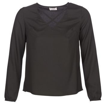 material Women Blouses Moony Mood JOULINE Black