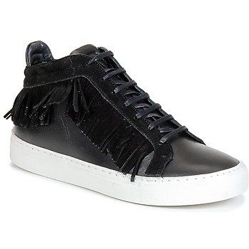 Shoes Women High top trainers Paul & Joe PAULA Black