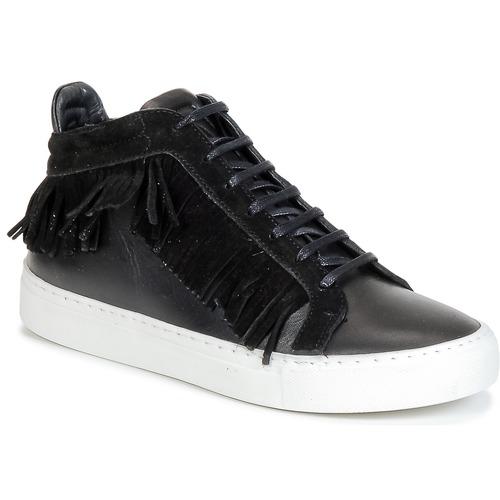 Shoes Women High top trainers Paul & Joe PAULA Black