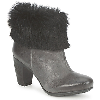 Shoes Women Ankle boots Brako KIROS Grey
