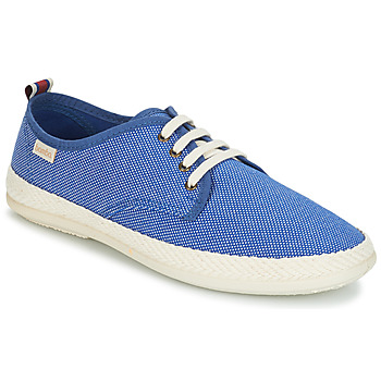 Shoes Men Espadrilles Bamba By Victoria ANDRE LONA/TIRADOR CONTRAS Blue