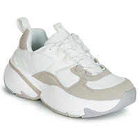 Shoes Women Low top trainers Victoria AIRE NYLON/SERRAJE PU White