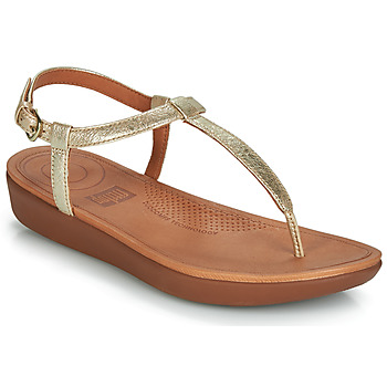 Shoes Women Flip flops FitFlop TIA Gold