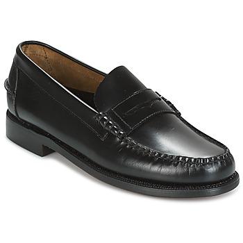 Shoes Men Loafers Sebago CLASSIC Black