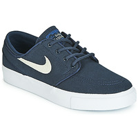 Shoes Children Low top trainers Nike STEFAN JANOSKI GS Blue / White