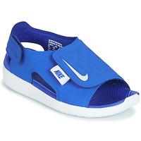 Shoes Boy Sandals Nike SUNRAY ADJUST 5 Blue